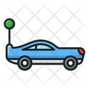 Vehicle Driverless Car Remote Control Car Icon