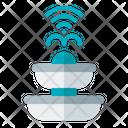 Remote Control Fountain Water Fountain Icon