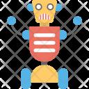 Remote Control Robot Icon