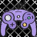Game Cube Controller Icon