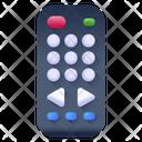 Tv Remote Remote Controller Remote Buttons Icon