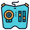 Controller Remote Refine Icon