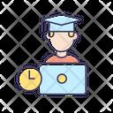 Education Training Remote Icon