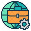 Remote Job Icon