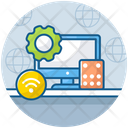 Remote Management Online Configuration Remote Access Icon