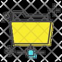 Remote Network Networking Web Home Icon