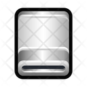 Removable Drive External Hard Drive Icon