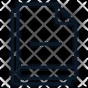 Multiple File Remove Icon