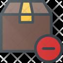 Remove Cancel Box Icon