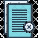 Remove Recapture Efface Icon