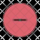 Remove Delete Circle Icon