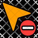 Remove Delete Cancel Icon
