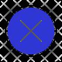 Delete Icon Icon