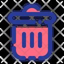 Remove Trash Delete Icon