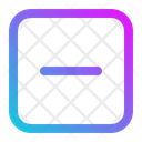 Remove Minus Delete Icon