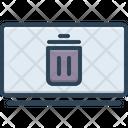 Remove Recapture Trash Icon