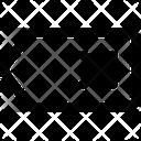 Remove Clsoe Stop Icon