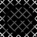 Minus Circle Remove Icon