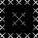 Remove Box Close Icon