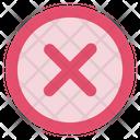 Remove Cr Fr Document Cross Icon