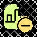 Remove Analysis Report Icon