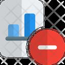 Remove Analysis Report Delete Report Remove Report Icon