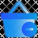 Basket Cart Shopping Icon