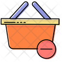Crate Holding Items Icon