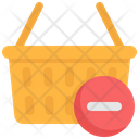Remove Basket Remove Basket Icon