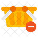 Remove Basket Cart Remove Cart Icon