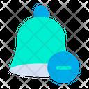 Remove Bell Alarm Icon