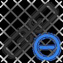 Remove Blockchain Icon
