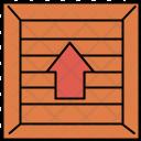 Remove Crate Box Icon