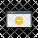 Remove Browser Icon