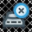 Remove Cab Remove Taxi Remove Icon