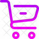 Remove Cart Smart Cart Online Store Icon