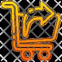 Remove Cart Ecommerce Icon