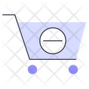 Remove Cart Commerce Cart Icon