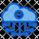 Remove Cloud Network Icon