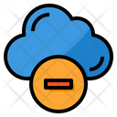 Remove Cloud Storage Icon