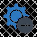 Remove Configuration Icon