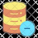 Idatabase Remove Remove Database Remove Server Icon