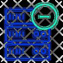 Iremove Server Remove Database Remove Server Icon