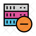Remove Database Mainframe Icon