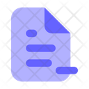 Remove-document Icon