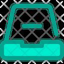 Remove drom archive Icon