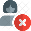 Remove Employee Delete Remove User Icon