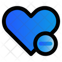 Love Favorite Heart Icon