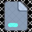 Remove File Remove Delete Icon