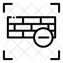 Alert Firewall Security Icon